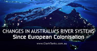 Changes in Australia's River Systems Since European Colonisation