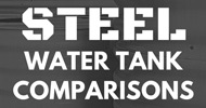 Steel Water Tanks - Galvanised Steel, Zincalume, Stainless Steel, Aquaplate